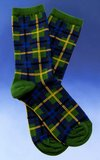 Go Plaid Socks