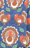 Tom Turkey - Denim Background
