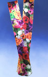 Bouquet Knee-high Socks
