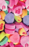Kid's Candy Hearts