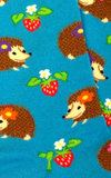 Women's Happy Hedgehogs