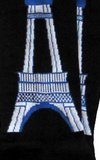 Eiffel Tower Knee-highs