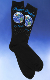 Men's Peace on Earth Socks