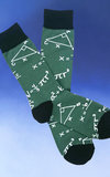 Men's Mathematician Socks