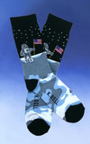Man on the Moon Socks
