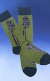 Monkey Wrench Socks
