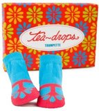 Little Baby Girl Tea Drop Socks
