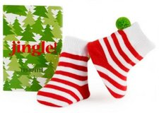 "Baby ""Jingle!"" Socks"