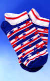 Children's Stars and Stripes Socks