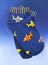 Children's One Shark Two Sharks Socks