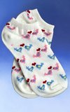 Children's Love Birds Ankle Socks