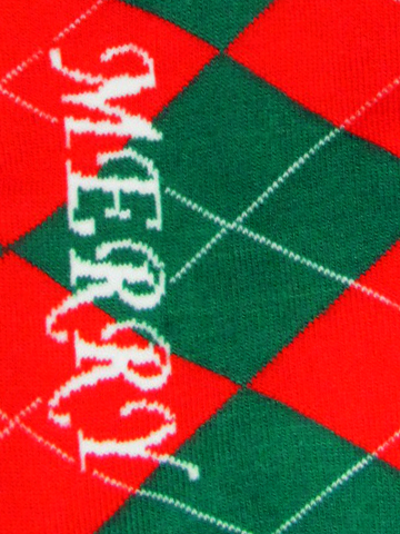 Children's Merry, Merry Christmas Socks