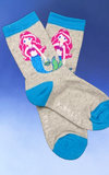 Children's Fashion Mermaid Socks