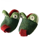 Frog Baby Slippers