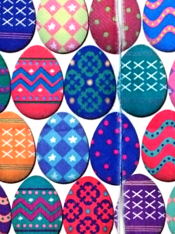 Colorful Easter Eggs - Click Image to Close