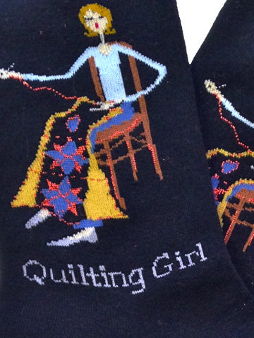 Quilting Girl - Click Image to Close