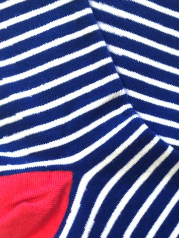 Roll-Down Stripe –Navy - Click Image to Close