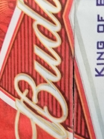 Budweiser Socks - Click Image to Close